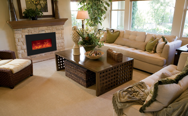 insert-30-livingroom-750.jpg - Amantii Electric Fireplace Insert 30-4226