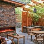 BI-72-DEEP-Fire & Ice® electric fireplace