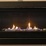 Boston-36 gas fireplace
