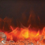 Yellow + Orange FIRE & ICE® flame