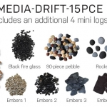 Design Media - Drift-15 Piece