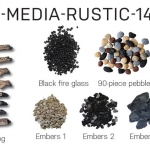 Design Media - Rustic-14 Piece