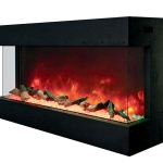 Amantii electric fireplace TruView-40
