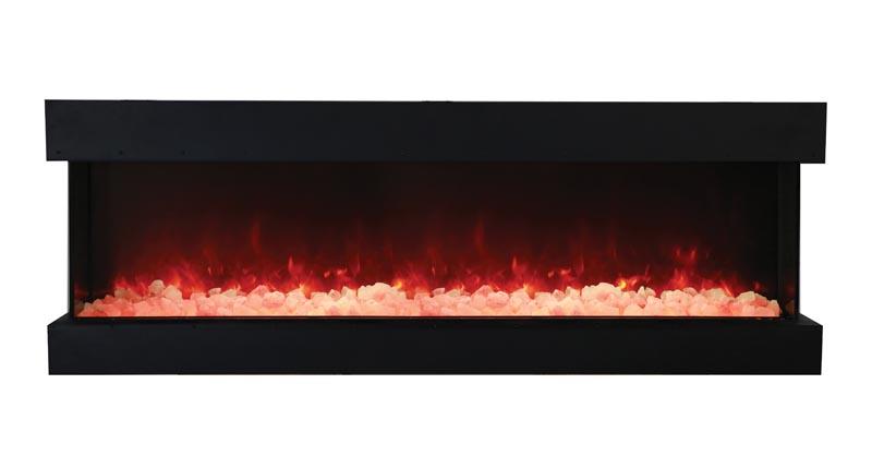 50-TRU-VIEW-XL – 3 Sided Electric Fireplace - Amantii ...