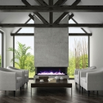 TruView 50 XL electric fireplace