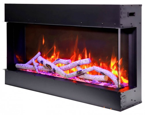 TRU-VIEW SLIM Electric Fireplace