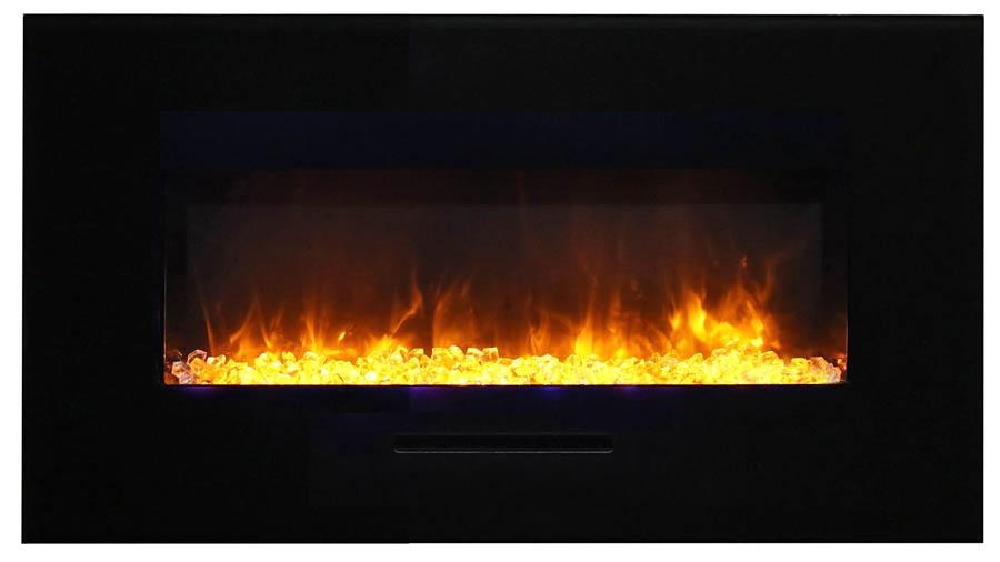 Wm Fm 34 4423 Bg Electric Fireplace Amantii Electric Fireplaces
