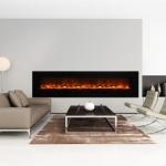WMBI-88 electric fireplace