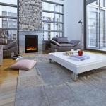 WMBI-2939 Electric Fireplace