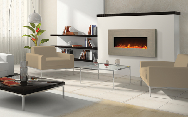 electric fireplaces - Artisan Style