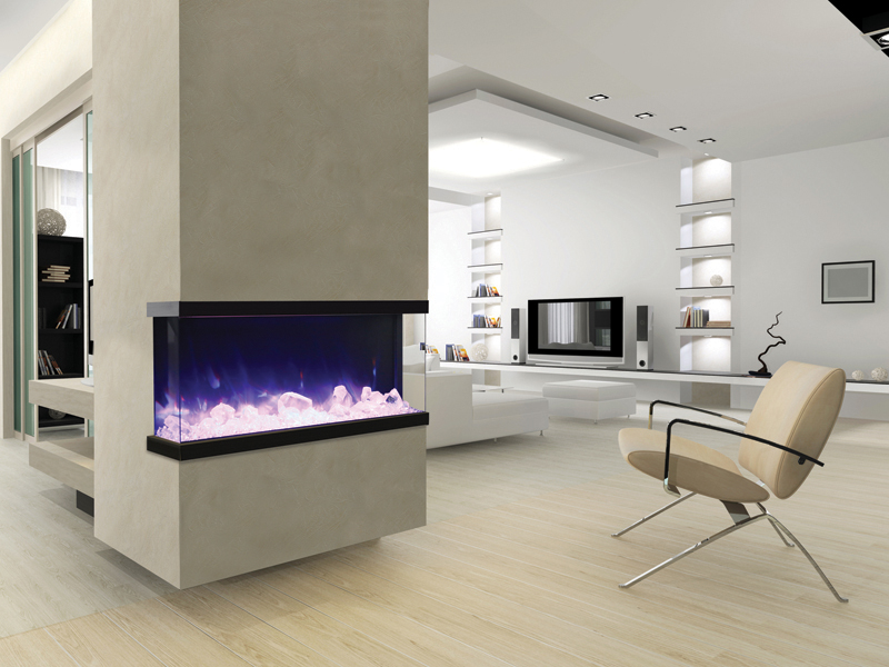 Amantii Tru-View 50 electric fireplace