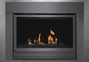 Bradley gas fireplace