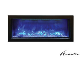 Amantii BI-40-DEEP electric fireplace