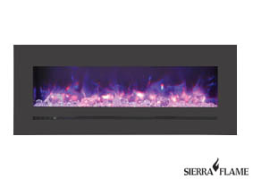Sierra Flame WM-FML-48 ELECTRIC FIREPLACE