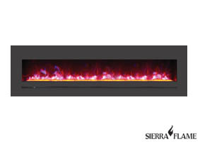 Sierra Flame WM-FML-72 electric fireplaces