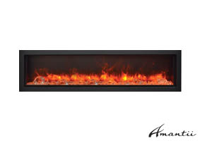 Amantii BI-60-DEEP electric fireplace