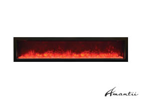 BI-72-SLIM electric fireplace