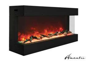 Amanti electric fireplace TRU-View-50-XL