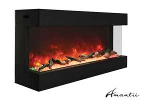 Amanti electric fireplace TRU-View-50-XL