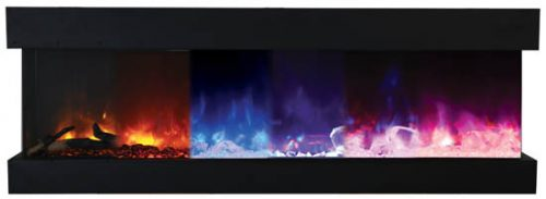 Tru-View Fire & Ice® Flame Presentation