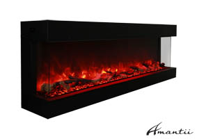 Amantii Tru-View-72 electric fireplace