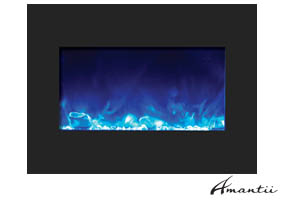 ZECL-BG-26 zero clearance electric fireplace