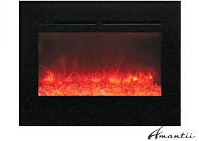 Amantii electric fireplace ZECL-FM-30