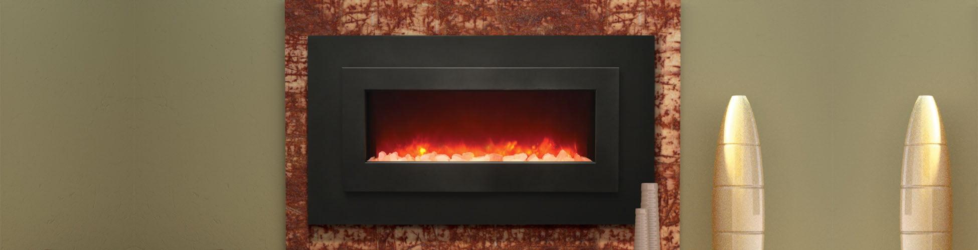 WM-FML-48 electric fireplace