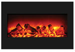 zero clearance electric fireplace
