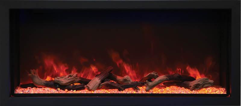 BI-50 extra tall electric fireplace