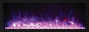 Deep-XT-60 Amantii elelctric fireplace