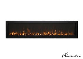 Panorama XS-40 electric fireplace