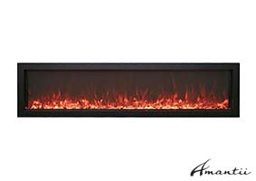 Panorama XS-60 electric fireplace