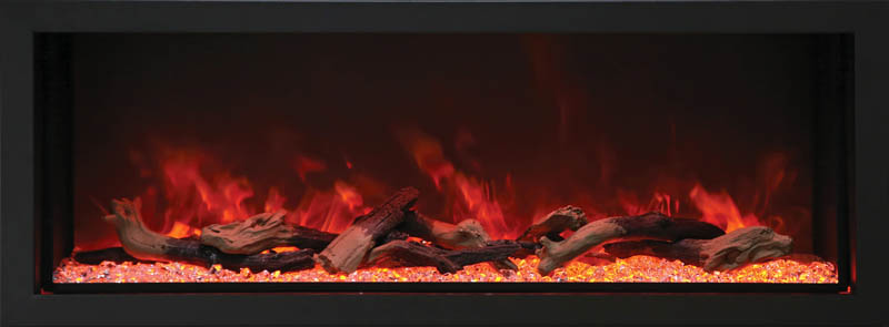 test 3 amantii electric fireplaces