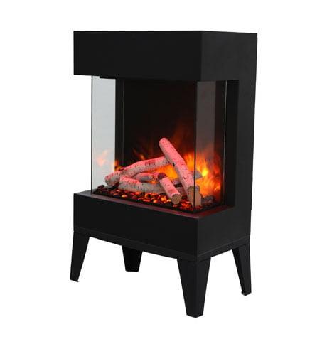 Amantii electric fireplace - Cube-2025WM