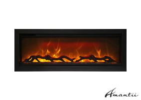 Electric fireplace SYM-42