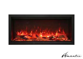SYM-42-XT electric fireplace