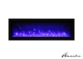 ELECTRIC FIREPLACES - SYM-B