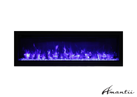 Electric fireplace SYM-50