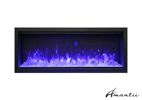 SYM-50-XT electric fireplace