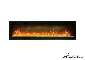 electric fireplace - sym-60-b