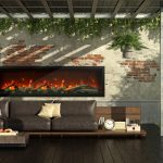 SYM XT electric fireplaces