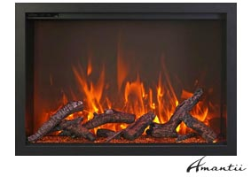 Amantii Electric Fireplace TRD-38