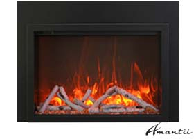 Amantii Electric Fireplace - TRD-38-INS