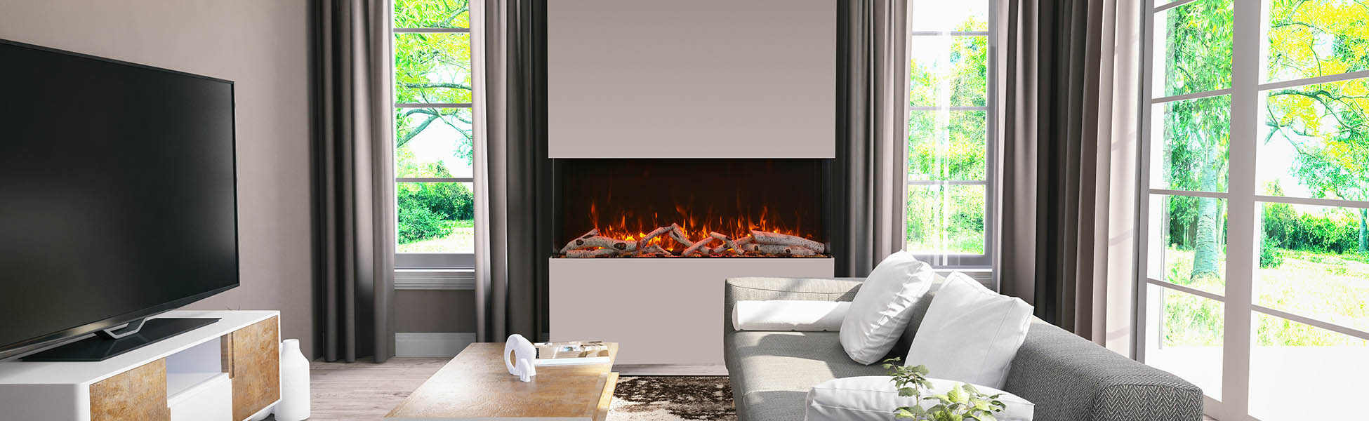 elelctric Fireplace