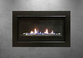 Boston Gas Fireplace