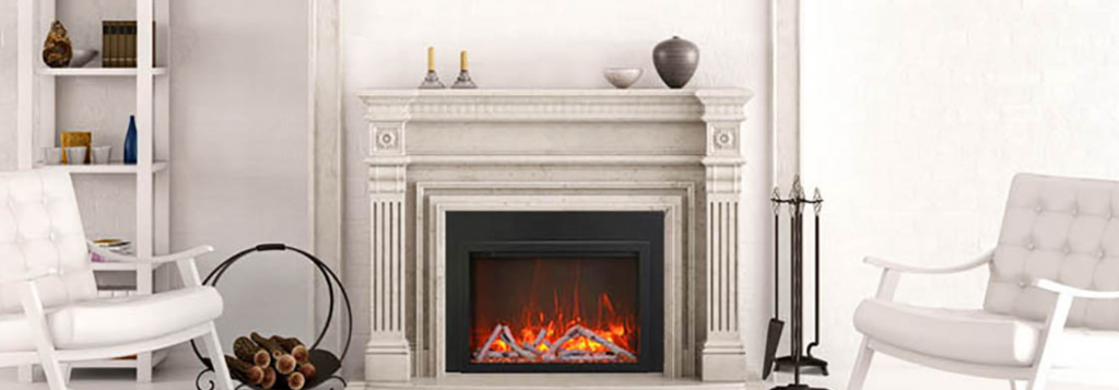 Gorgeous Amantii Electric Fireplace Insert TRD 38