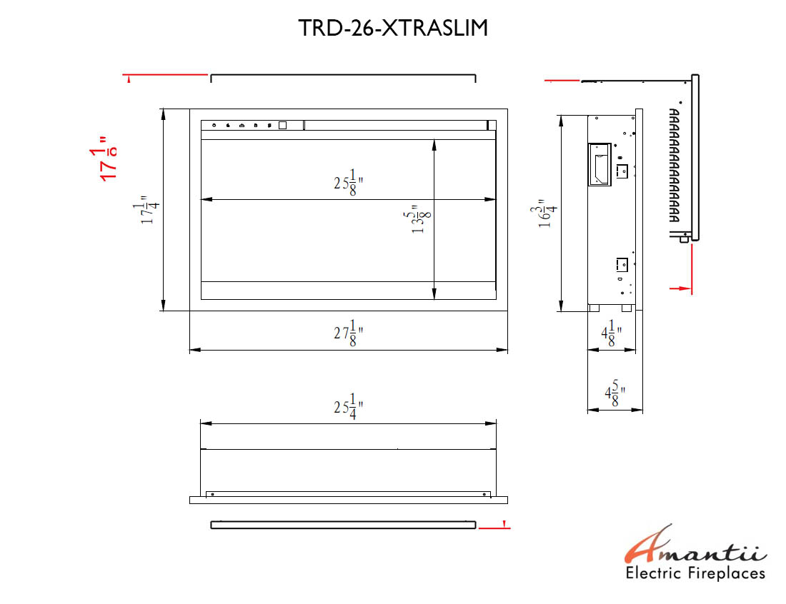 TRD-XS-30 SPECS