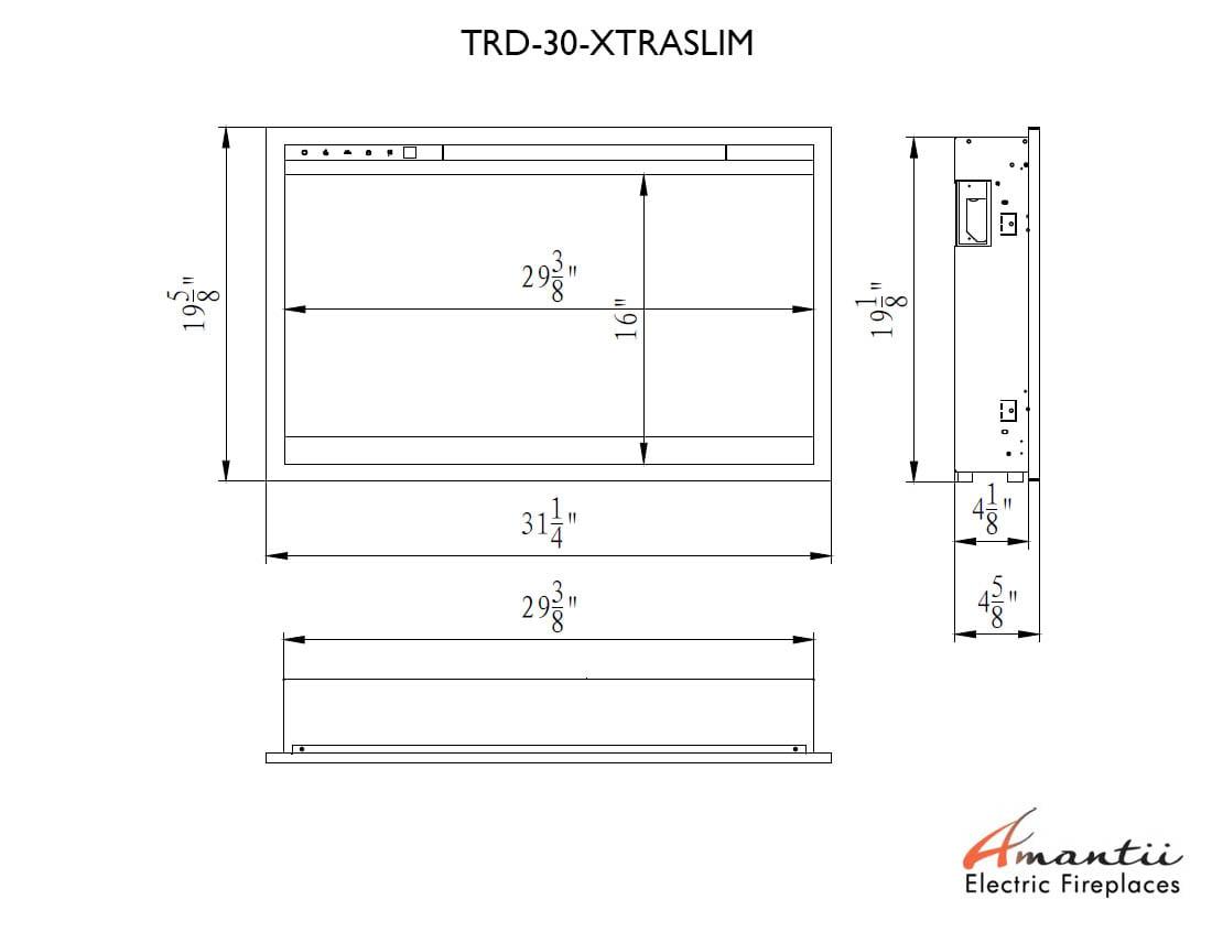 TRD-30-XS specs