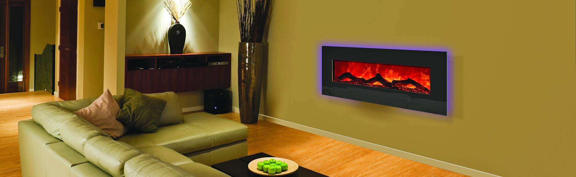 WM-BI-48-5823 electric fireplace